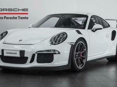 usata Porsche 911 GT3 RS 911 4.0