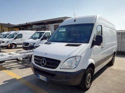 używany Mercedes Sprinter F37/33 313 CDI TN Furgone Friendly
