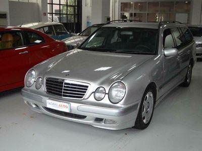 usata Mercedes E270 CDI cat S.W. Classic