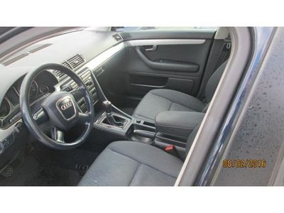 usata Audi A4 2.0 16V TDI Avant Top