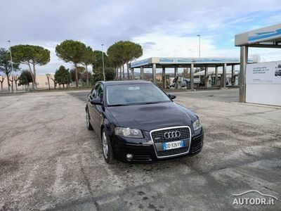 usata Audi A3 SPB 2.0 TDI 140cv QUATTRO RADIO CLIMA SENSORI