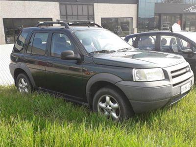 gebraucht Land Rover Freelander -