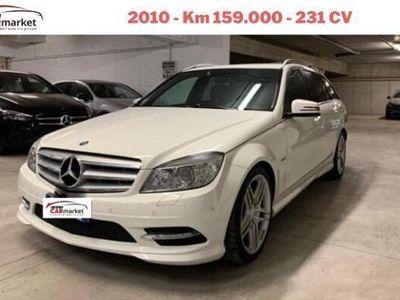 usata Mercedes C350 CDI S.W. 4M.BlueEFFICIENCY Avantg.