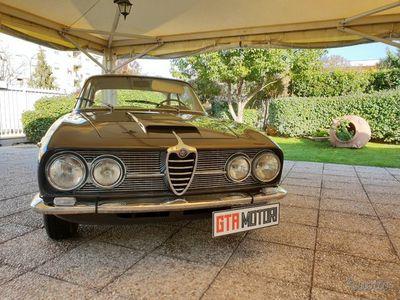 brugt Alfa Romeo 2600 SprintSPRINT BERTONE UNICO PROP