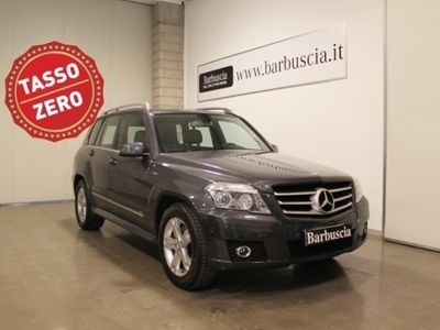 gebraucht Mercedes GLK220  Classe GLK (X204) -CDI 4Matic BlueEFFICIENCY Spor ,
