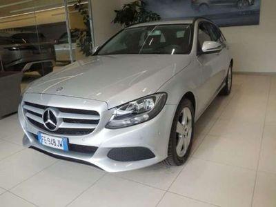 usata Mercedes C180 C 180 C 180 Sport autosw 115 cv auto sport