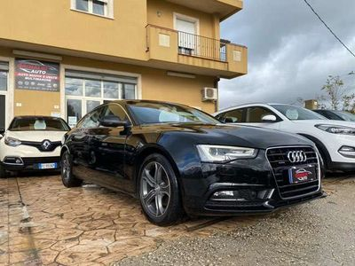 usata Audi A5 Sportback SPB 2.0 TDI 190 CV clean diesel quatt