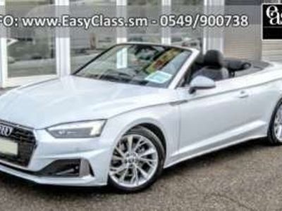 "usata Audi A5 Cabriolet 40 TFSI S tronic MATRIX PELLE 18"""