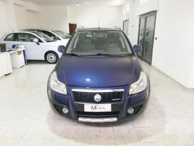 used Fiat Sedici -- 1.9 MJT 4x2 Emotion full come nuova