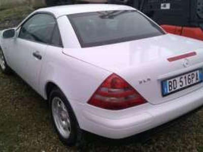 usata Mercedes SLK200 cat Orvieto