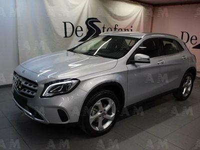 used Mercedes GLA200 200