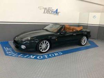 usata Aston Martin DB7 Vantage Volante V12 Automatica Benzina