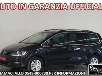 usata VW Sharan 1.4 TSI Comfortline 7POSTI NAVI GARANZIA ESTESA Benzina