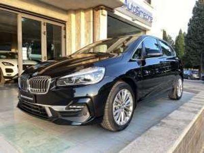 usata BMW 216 Active Tourer Serie 2 Active Tourer d Luxury C.AUTOMATICO PELLE NAVI Diesel