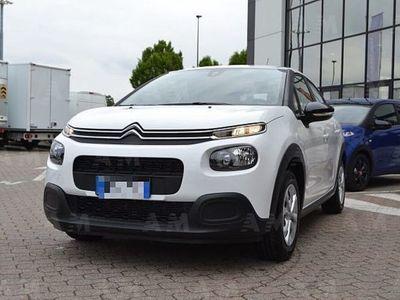 usata Citroën C3 PureTech 82 S&S Van Feel