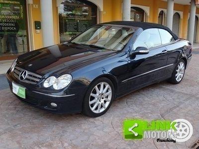 begagnad Mercedes CLK320 CLASSE CABRIO CDI Elegance