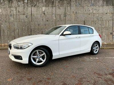usata BMW 114 d 5p. Advantage