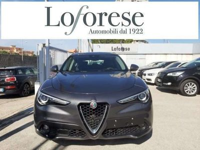 usata Alfa Romeo Stelvio 2.2 Turbodiesel 180 CV AT8 RWD Super