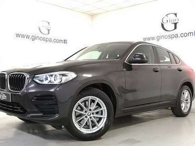 usata BMW X4 xDrive20d Business Advantage