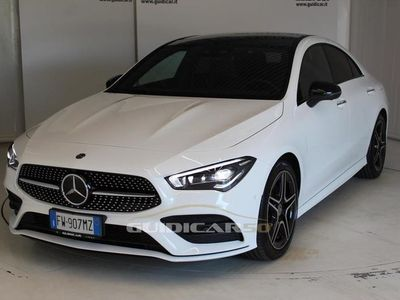 usata Mercedes CLA220 Automatic 4MATIC Coupe'