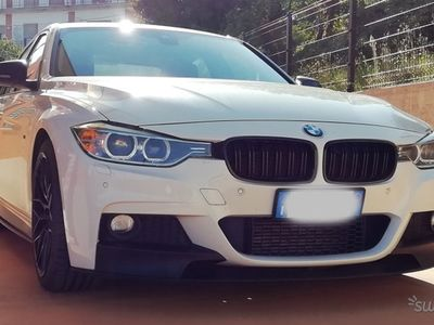 usata BMW 328 i M-performance 2.0 turbo benzina 2012