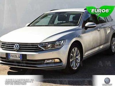usata VW Passat Variant Businessline 1.6 TDI BlueMotion Technology del 2018 usata a Roma