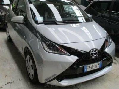 gebraucht Toyota Aygo 1.0 VVT-i 69 CV 5 porte x-business