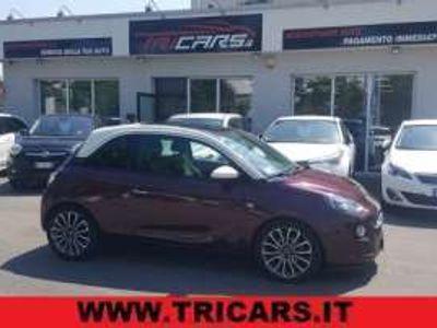 usata Opel Adam 1.2 70 cv glam permute neopatentati leggi annuncio benzina