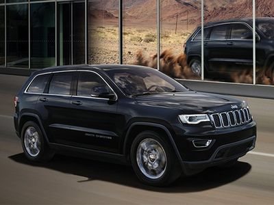 begagnad Jeep Grand Cherokee 6.4 V8 HEMI SRT