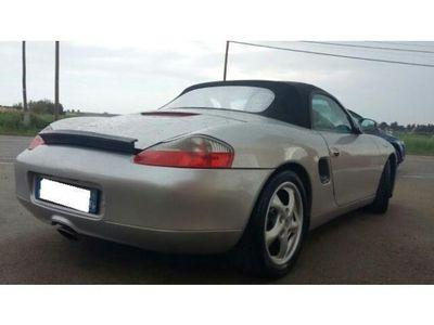 usata Porsche Boxster '00 2.7i 24V FULL MOTORE'06 220cv