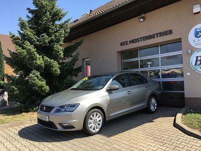 usata Seat Toledo 1.0 Tsi 81kw Dsg Style Neuwagen Top Ausst.