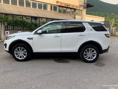 usata Land Rover Discovery Sport 2.0 TD4 180 CV NAVI,