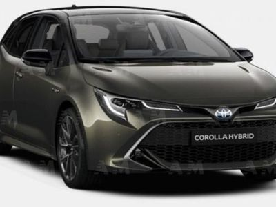 usata Toyota Corolla 2.0 Hybrid Lounge nuova a Roma