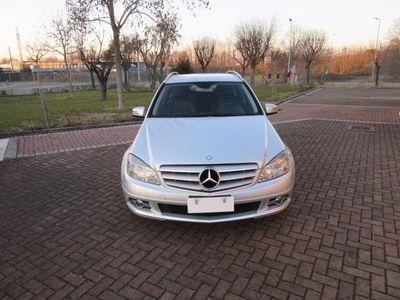 usata Mercedes C220 CDI S.W. Avantg.Cambio manuale