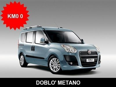 usata Fiat 1400 DOBLO' METANOT-Jet 16V Natural Power Dynamic