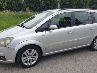begagnad Opel Zafira 1.9 CDTI 120CV Cosmo*7POSTI*EURO4*CERCHI