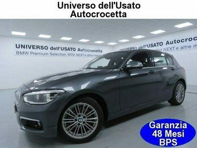 usata BMW 116 d 5p. Urban EURO 6