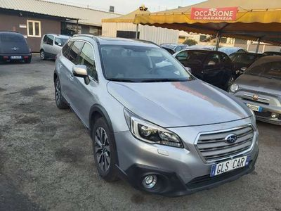 usata Subaru Outback 2.0D Lineartronic Exclusive