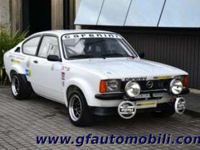 usata Opel Kadett GTE Gr. 2 * NUOVA * MASSIMA PREPARAZIONE * Benzina
