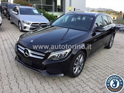 używany Mercedes 200 CLASSE C SW C SWd (BT) Sport auto
