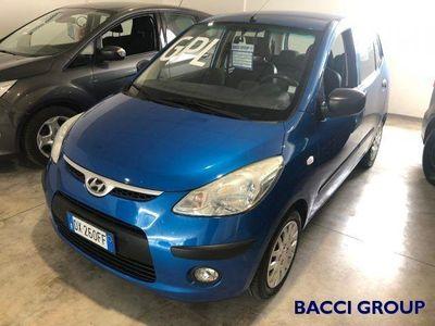 used Hyundai i10 1.1 12V BlueDrive GPL del 2009 usata a Perugia