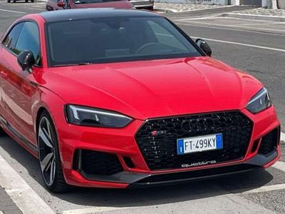 usata Audi RS5 2017 450cv carboceramic strafull carbonio
