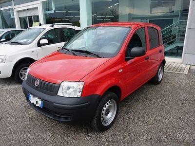 usata Fiat Panda 4x4 1.3 MJT Van Active Trekking 2 pos
