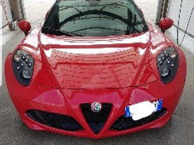usado Alfa Romeo 4C coupe' 2018 pari al nuovo