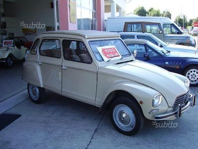 used Citroën Dyane Anno 76