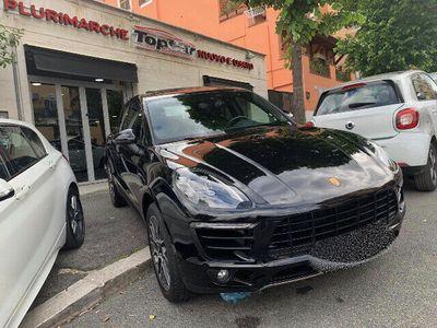 usata Porsche Macan Azienale Km Certificati Garanzia 12 Mesi Pasm