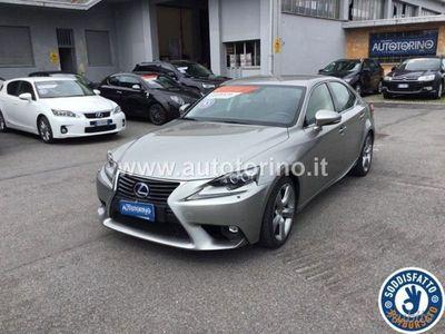 usata Lexus IS300 300h 2.5 Luxury cvt