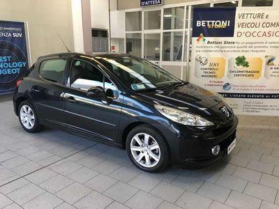 usata Peugeot 207 HDi 110CV 3p. XS del 2008 usata a Costa Volpino