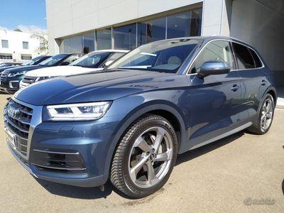 usata Audi Q5 3.0 v6 286cv quattro