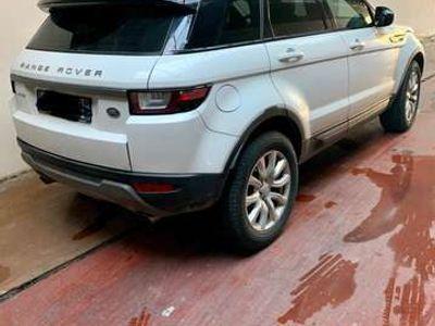usata Land Rover Range Rover evoque 2.0 TD4 150 CV 5p. SE